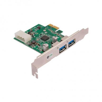 کارت USB 3.0 PCI Express فرانت