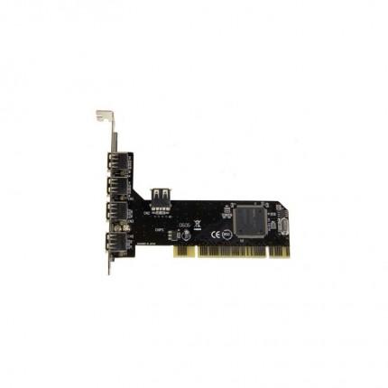 کارت USB 2.0 PCI