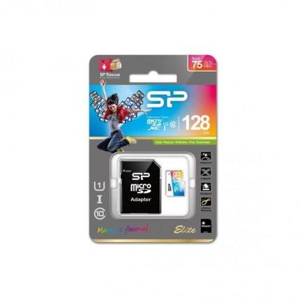 رم micro SD 128GB SP UHS-1