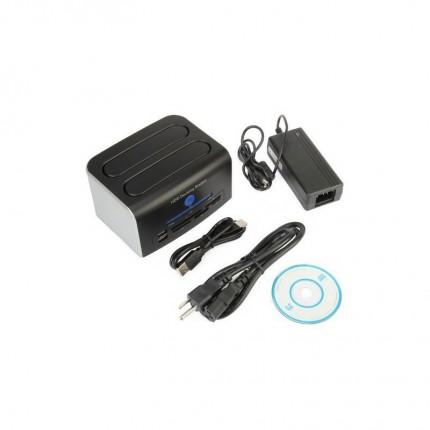 داک هارد فرانت IDE/SATA USB 2.0