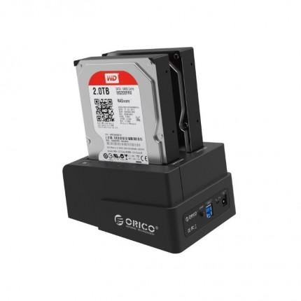داک هارد 6628US3-C ORICO SATA 2.0 USB 3.0