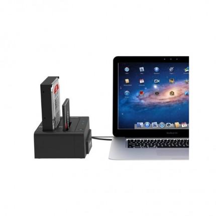 داک هارد ORICO SATA 2.0 USB 3.0 6628US3-C