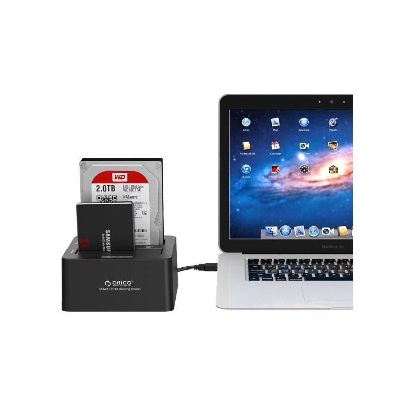 داک هارد ORICO SATA USB 3.0 6629US3-C