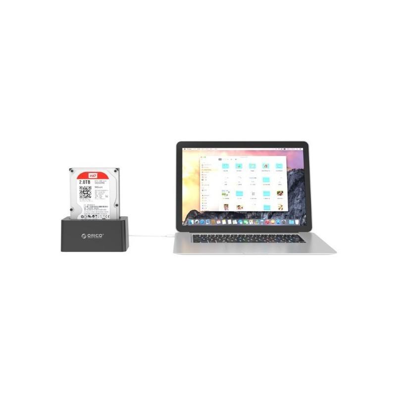 داک هارد ORICO USB 3.0 eSATA 8628SUS3-C