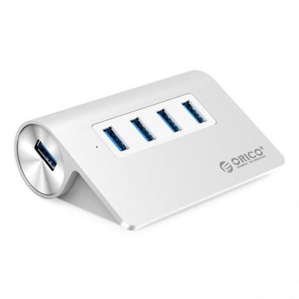 هاب USB 3.0 آلومینیومی M3H4 ORICO