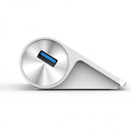 هاب 4 پورت آلومینیومی M3H4 USB 3.0 ORICO