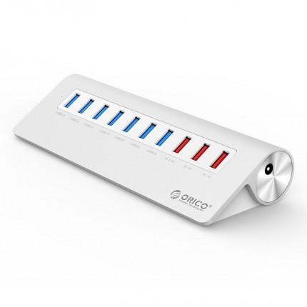 هاب و شارژر M3H73P USB 3.0 ORICO