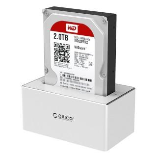 داک هارد SATA رومیزی USB 3.0 Combo