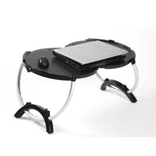 میز لپ تاپ تاشو فن دار LD2010