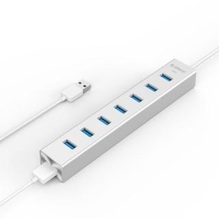 هاب USB 3.0 فلزی اوریکو H7013-U3-SV