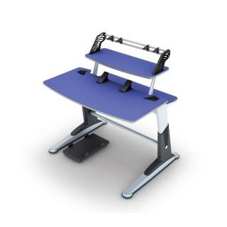 میز کامپیوتر و تحریر برادی آبی
