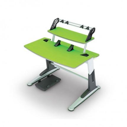 میز چند منظوره تحریر و کامپیوتر سبز