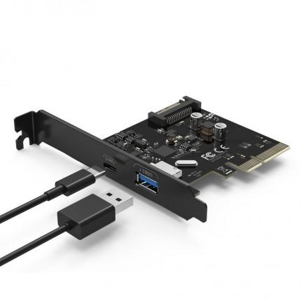 کارت Type C USB 3.1 PA31-AC ORICO