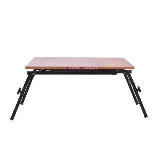 میز تاشو همه کاره دو حالته