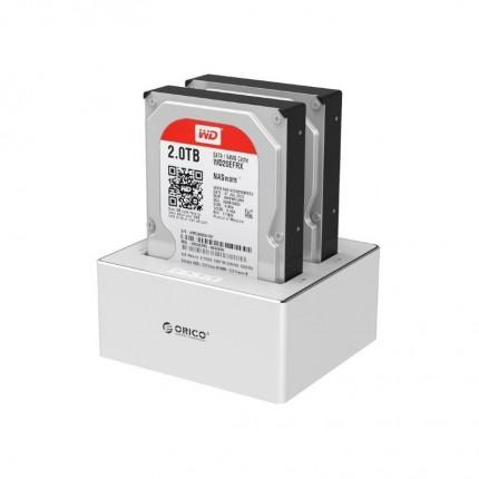 داک هارد آلومینیومی 6828US3-C ORICO USB 3.0