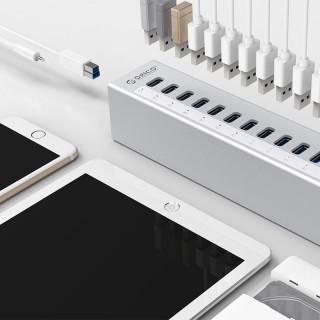 هاب 13 پورت A3H13P2 USB 3.0 ORICO
