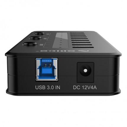 هاب H10C1-U3 USB 3.0 ORICO با پورت شارژ