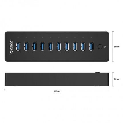 هاب P10-U3 USB 3.0 ORICO