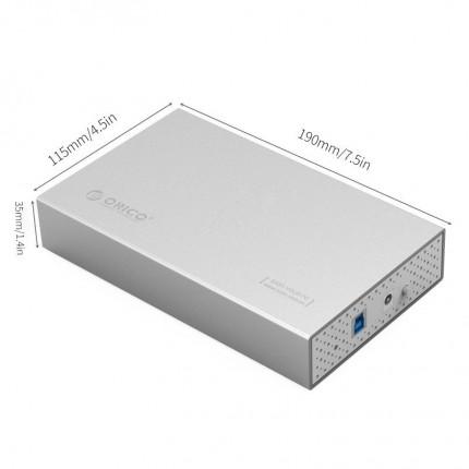 باکس فلزی 3.5 اینچی 3518S3 ORICO
