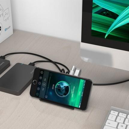 هاب استند موبایل SHC-U3 USB 3.0 ORICO