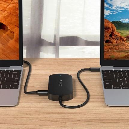 تبدیل Type C به VGA USB 3.0 TCV1