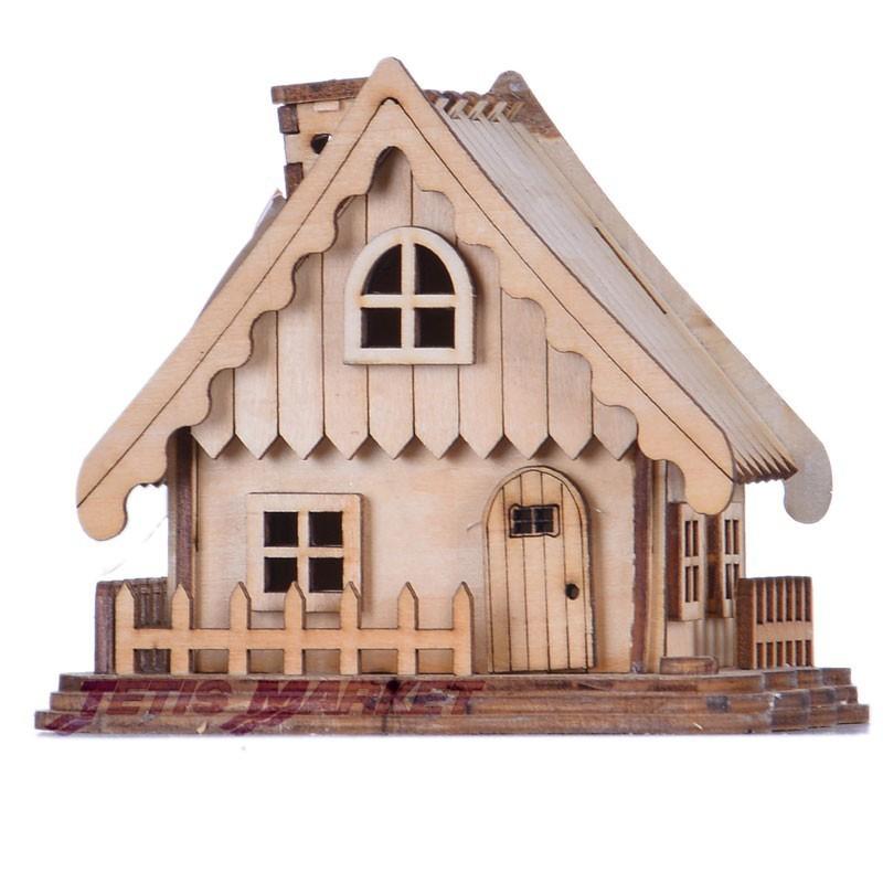 کلبه چوبی افرا پیکو