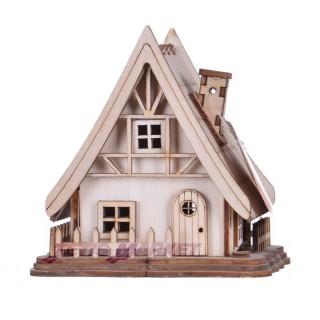 کلبه چوبی بالسا پیکو
