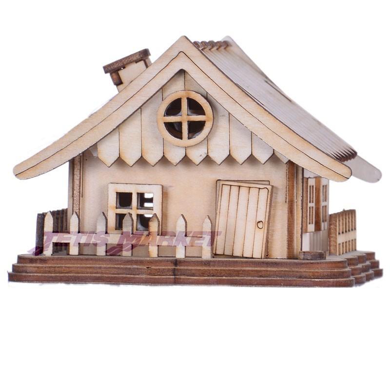 کلبه چوبی توسکا پیکو