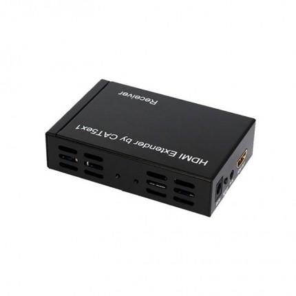 گیرنده اضافه HDMI Extender TCP/IP