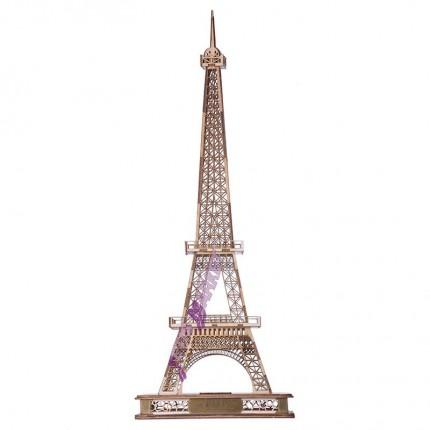 برج ایفل چوبی دکوری