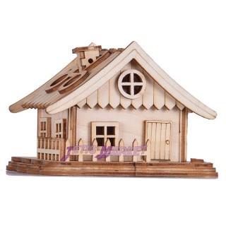 جامدادی رومیزی دکوری چوبی توسکا