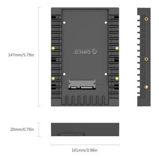 تبدیل هارد 2.5 به 3.5 اینچی 1125SS ORICO