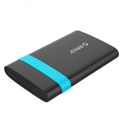 باکس 2.5 اینچی ORICO 2538U3 USB 3.0 آبی
