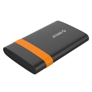 باکس 2.5 اینچی ORICO 2538U3 USB 3.0 نارنجی