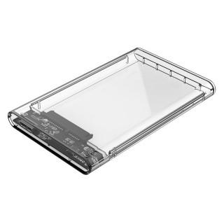 قاب هارد 2.5 اینچی شفاف 2139U3 USB 3.0