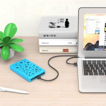 قاب هارد لپ تاپ ضد ضربه 2789U3 USB 3.0 ORICO