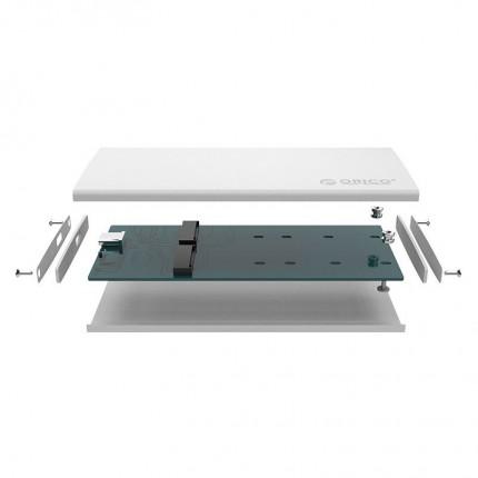 باکس M.2 SSD DM2-RC3 USB 3.1