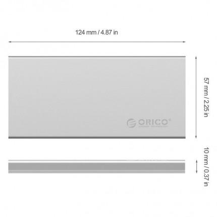 باکس M.2 SSD DM2-RC3 USB 3.1 ORICO