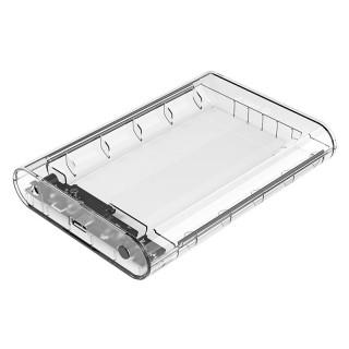 باکس هارد 3.5 اینچی شفاف 3139U3 USB 3.0 اوریکو