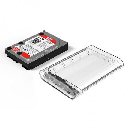 باکس شفاف 3.5 اینچی 3139U3 USB 3.0