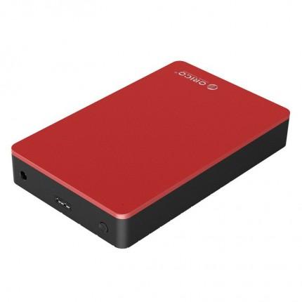 باکس هارد فلزی 3.5 اینچی MD35U3 ORICO قرمز