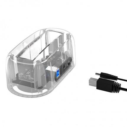 داک هارد شفاف 6139U3 USB 3.0 ORICO