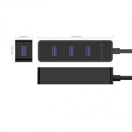 هاب لپ تاپ W5PH4-U3 USB 3.0