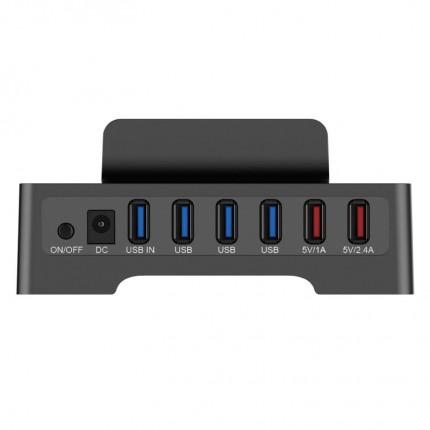 داک استیشن HSC3-TS USB 3.0 اوریکو