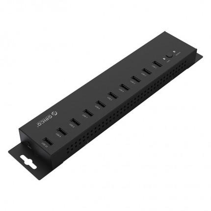 هاب صنعتی 10 پورت IH10P USB 2.0 ORICO
