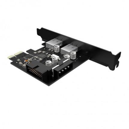 کارت PME-4UI USB 3.0 ORICO