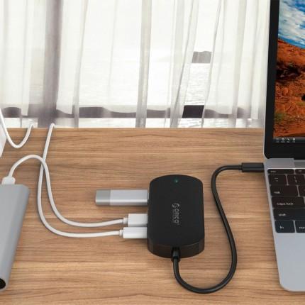 هاب 4 پورت HCD1 USB C ORICO