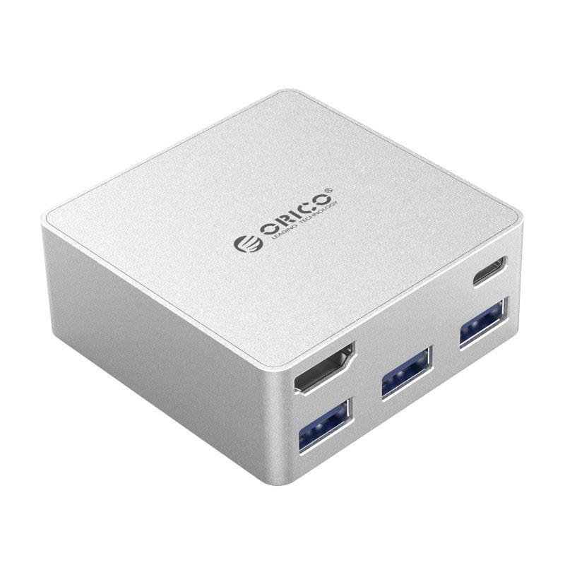 تبدیل USB C چندکاره اوریکو CDHU3