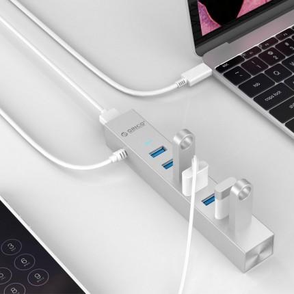 هاب 7 پورت ASH7-U3 USB 3.0 ORICO
