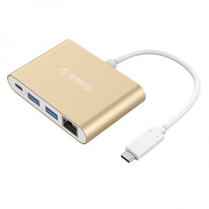 تبدیل چند کاره USB Type C RCR2A ORICO